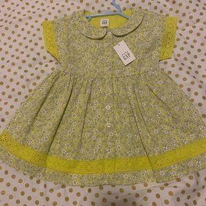 NWT GAP baby girl dress